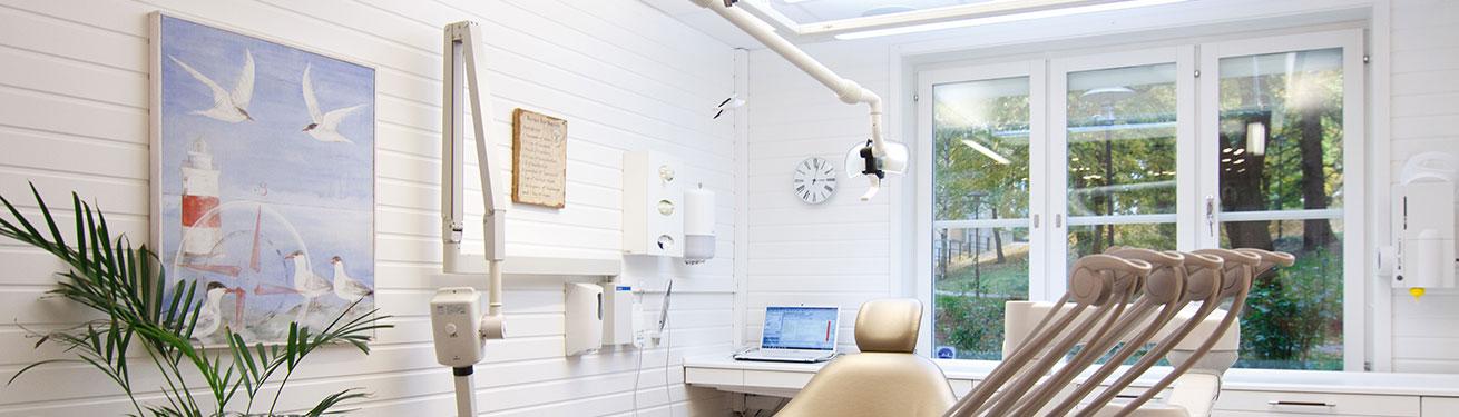 tandläkarmottagning