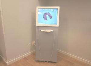 digitalt avtryck tänder