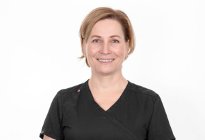 Tandläkare Anna Köningsberg