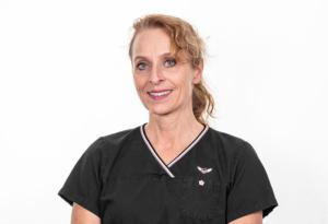 Tandsköterska Lena Pettersson