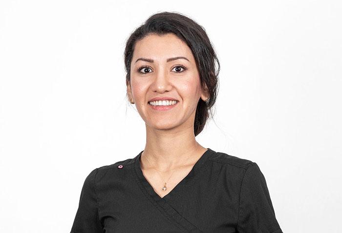 Tandläkare Saba Saad