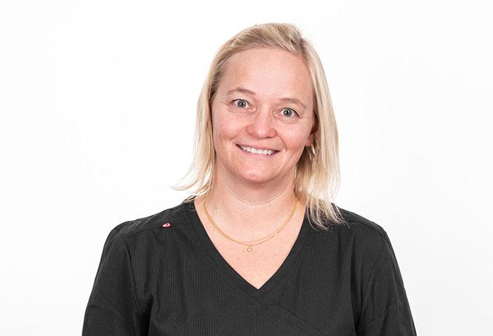 Tandsköterska Sophia Linder