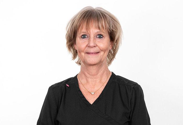 Tandsköterska Susanne Magnefelt