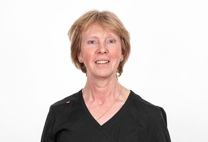 Tandsköterska Anki Jöngren