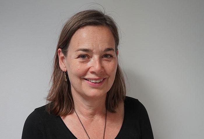 Akupunktör Helena Maas